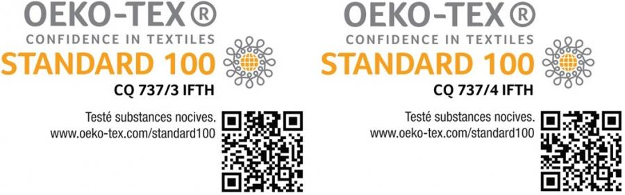 Renouvellement OEKO-TEX